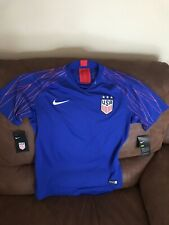 Nike Usa National Team Blue Soccer Jersey NWT Size M Womens