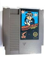 Hogan's Alley NES Game Cartridge Only (Cleaned/Tested) + Working!