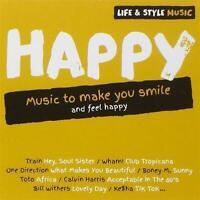 Life & Style Music: Happy - Various   CD   Neu New