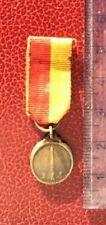 Belgique - Superbe Miniature Médaille de Liège  1914 -  WWI