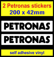 petronas oil sticker motorsport toolbox workshop decal 44 Lewis Hamilton sponcer