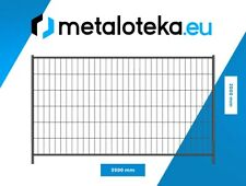 Construction fencing mobile temporary fence A13