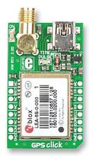 MCU/MPU/DSC/DSP/FPGA Development Kits - ADD-ON-BOARD GPS CLICK