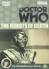 NEW - Doctor Who - The Robots Of Death [DVD] [1963] 5014503101220