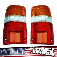 Fit 1989-92 Toyota Hilux Mk3 Ln Rn Usa Pickup Tail Light Lamp Len 4 Screw Pair