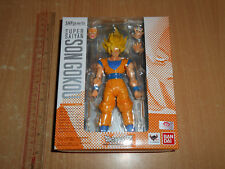 >**Bandai SH Figuarts(SHF) DragonBall Z Super Saiyan Son Goku Figure 2010