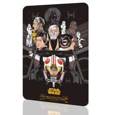 METAL SIGN STAR WARS Collectors 02 Exclusive Decor Wall Art Home POSTER Collect