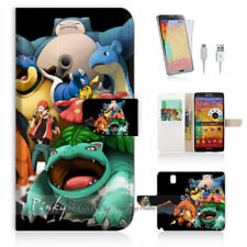 Pokémon Mobile Phone Wallet Cases for Samsung