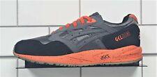 Asics Gel-Saga Sneakers, Grey / Orange