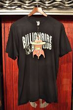BBC Billionaire Boys Club Glow In The Dark Logo Black T Shirt L Large