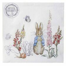 Beatrix Potter Peter Rabbit Napkins (20 Napkins)