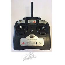 Spektrum DX4 2.4GHz Radio Trasmittente solo. with 3 Posizioni switch per QX2 & 3