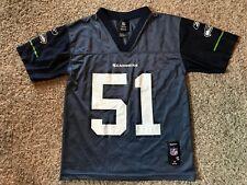 Seattle Seahawks Lofa Tatupu  51 Jersey Reebok On Field Youth Sz Small 94adb4062