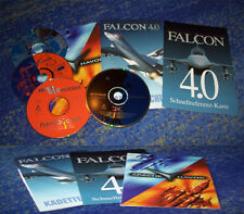 Falcon 4.0 PC alemán salida y más la era Collection