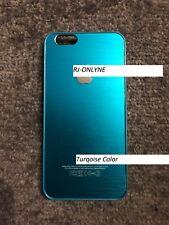 Aluminium Case Cover for Apple iPhone 6 / 6S turqoise