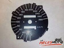 Fond de compteur / Tableau de bord HONDA VFR 750 RC36 RC 36