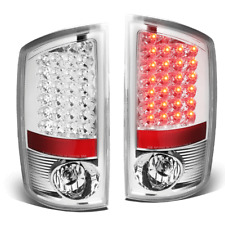 HOLIDAY RAMBLER ENDEAVOR 2010 2011 CHROME LED TAILLIGHTS TAIL LIGHTS LAMPS PAIR