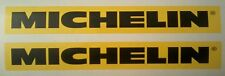 2 - Michelin Tires Motorcycle Freddie Spencer Car Racing Decals Stickers Graphic
