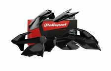 Polisport plastique Kit KTM SX / Sxf /XC / XCF 2016 - 18 Noir 90681