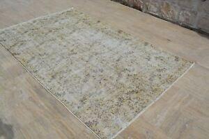 Turkish Rugs, Beige rugs, Antique rug, Oushak Rug, Area rug, Vintage Rugs, Turki
