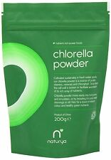 Naturya Organic Chlorella Powder 200g