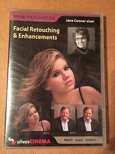 Software Cinema Facial Retouching and Enhancements CS3 by Jane Conner-ziser