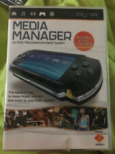 PlayStation Portable Psp Media Manager Never Used