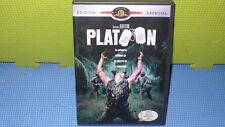 PLATOON - OLIVER STONE - BELICO - dvd