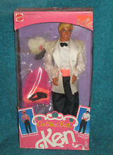 COSTUME BALL KEN-1990-MINT IN BOX -BARBIE