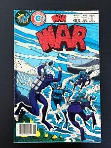 WAR #15 CHARLTON COMICS 1979 FN+