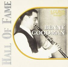 BENNY GOODMAN - The Best of - 5 Cd Box - complete collection Jazz - Cd Jazz