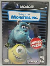 Disney Pixar Monsters, Inc. Nintendo GameCube Brand New Factory Sealed