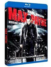 Blu Ray MAX PAYNE *** Versione Estesa *** ...NUOVO