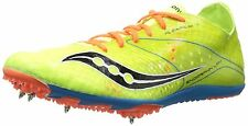 NEW Saucony Endorphin LD4 Lightweight Track Shoe Distance Racing Spike Mens 12.5