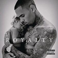 Chris Brown Royalty Deluxe Edition 2015 CD Album