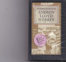 Andrew Lloyd Webber-The Premiere collection DCC Cassette sealed