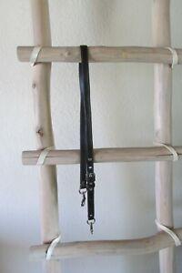 DOONEY & BOURKE BLACK SHOULDER BAG STRAP
