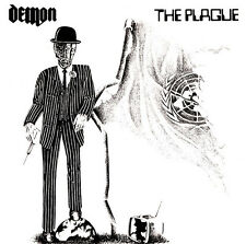 Demon - The Plague CD 1995 HTD Records [HTD CD 36] England