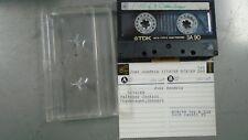 JIMI HENDRIX Copenhagen Denmark 1-10-69 Dick Cavett   Radio Station Master Tape