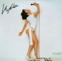 "KYLIE MINOGUE ""FEVER"" CD NEUWARE"