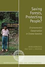 SAVING FORESTS, PROTECTING PEOPLE? - NEW HARDCOVER BOOK