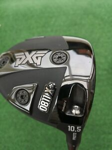PXG Proto 10.5 Driver 0811X+ Hzrdus Smoke Yellow used for 18 holes