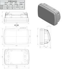 SailPod Pre-Cut for Simrad NSS9 evo² / B&G Zeus² 9 for 9.5″ wide guard