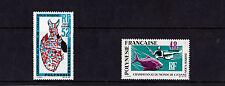 Francia (Polinesia) - 1969 LA CACCIA SUBACQUEA-U / M-SG 95-6