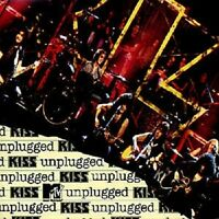 "KISS ""UNPLUGGED"" CD NEUWARE!"