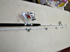 R2 Performance Series Saltwater Ocean Rod andReel Combo New