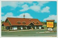 Undated Unused Postcard Market Square Cheese and Gifts Lake Delton Wisconsin WI