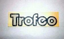 FIAT BRAVO TROFEO/ ADESIVO POSTERIORE/ REAR STICKER