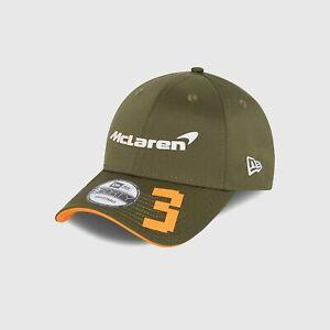 McLaren F1 2021 Daniel Ricciardo Australia Khaki Cap