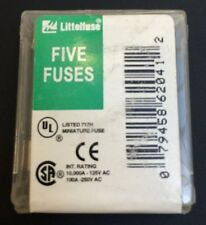 LITTELFUSE 0216004.VXP 4A 250V Fuse 5 x 20mm  Time Delay/Slow Blow